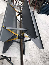 Крылач вентилятора очистки  комбайна Нива СК-5 54-2-18-1Б, фото 3