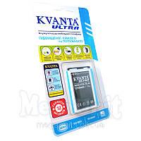 Усиленный аккумулятор KVANTA. Nokia BL-4U (5530/515/210) 1250mAh, фото 1
