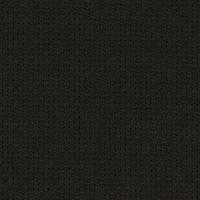 Канва Аида № 16 Zweigart черная 50х50см
