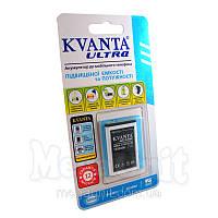 Усиленный аккумулятор KVANTA. Nokia BL-5C (1100/230/109) 1250mAh, фото 1