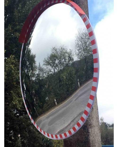 Обзорное зеркало сферическое 1000х1000
