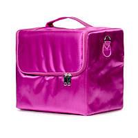 "Кейс - сумка для косметики ""Art Lilac"" (сиреневый)"