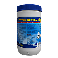 Жавель Клейд 200 г 60 хлорных таблеток для дезинфекции