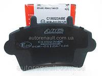 Тормозные колодки передние на Рено Мастер II 98-> ABE (Польша) C1X023ABE