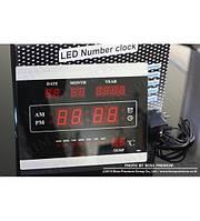 Часы светодиодные сетевыесетевые 188A   . e