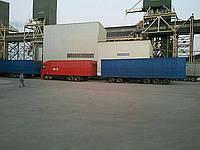 Весы автомобильные 100 тонн