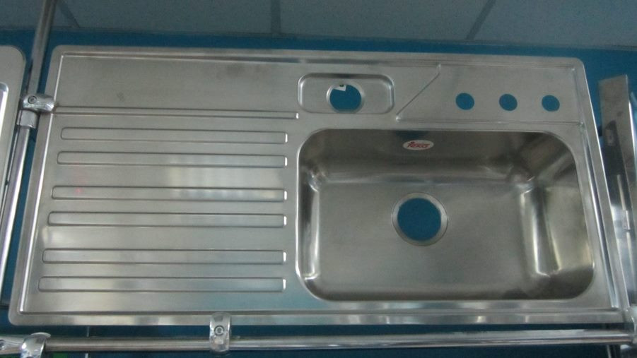 Кухонная мойка TEKA Pento 60 B врезная с нержавеющей стали