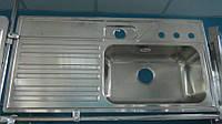 Кухонная мойка TEKA Pento 60 B врезная с нержавеющей стали, фото 1