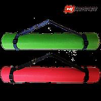 Йога мат HOP-SPORT PVC 1730х610х4мм