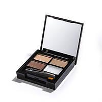 MUR Focus & Fix Eyebrow - Набор для моделирования бровей (Light-Medium), 5.8 г