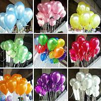 Воздушные шары от 10 штук до 100 матовые оптовые цены уточняйте