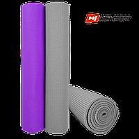 Коврик для йоги HOP-SPORT PVC 1730х610х5мм