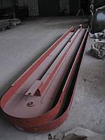 Наклонная камера навозоуборочного транспортера ТСН