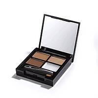 MUR Focus & Fix Eyebrow - Набор для моделирования бровей (Medium-Dark), 5.8 г