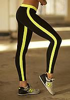 Леггинсы для фитнеса Low Rise Lemon, фото 1