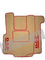 DAF XF 95 механика велюровые ковры с высоким ворсом
