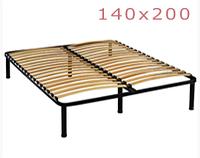 Каркас под матрас стандарт (140x200)