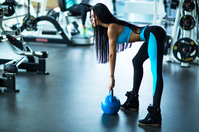 Basic Crystal леггинсы для фитнеса