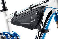Велосумочка Front Triangle Bag цвет 7000 black