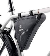Велосумочка Triangle Bag цвет 7000 black