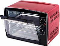 Электродуховка Defiant DEO650-07 red 65 литров