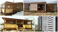 Деревянные дома от производителя. Большой выбор. Доставка-установка по Украине. Звоните!, фото 1