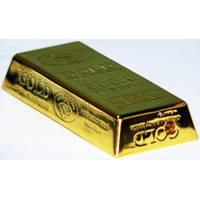 Зажигалка 2859 Слиток золота
