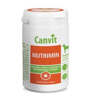 Витаминно-минеральная добавка Canvit NUTRIMIN для собак, 230 гр