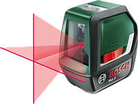 Лазер с перекрестными лучами Bosch PLL 2 - Basic