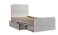 Кровать без ящика РИО