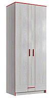 Шкаф платяной 800 2Д1Ш РИО, фото 1