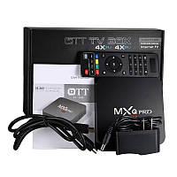 Приставка Smart TV MXQ PRO S905 Android TV приставка UHD 4K