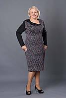 Платье женское батал 259 Платья больших размеров , фото 1