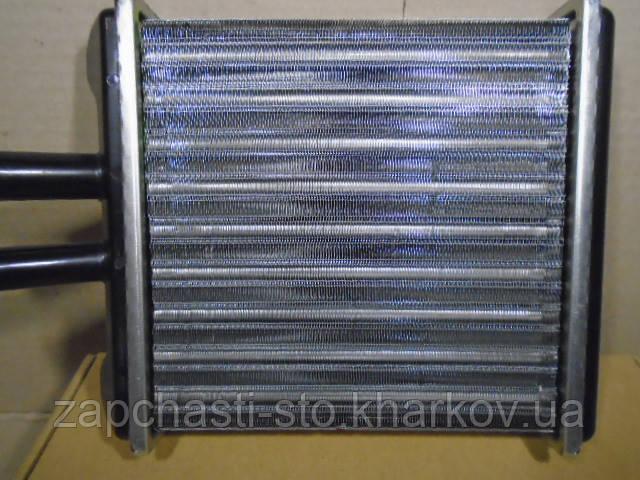 Радиатор печки Ланос, Сенс Polcar (трубчатый)