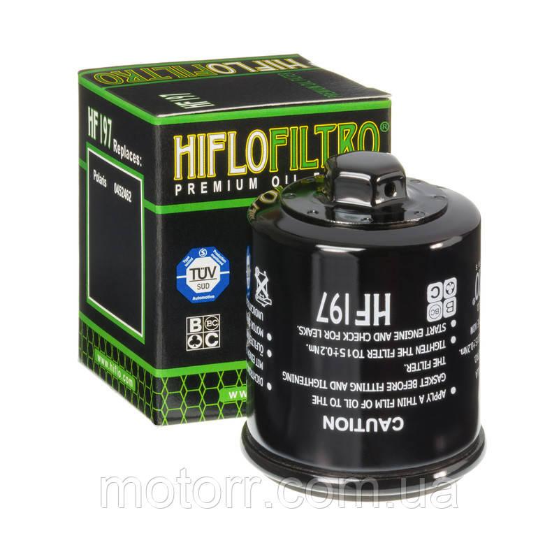 Фильтр масляный HIFLO HF197