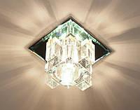 Встраиваемый светильник Feron 1525 G9 прозрачный