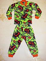 """Пижама махра """"Тачки"""" 28 размер"""