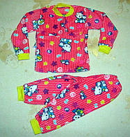"""Пижама махра """"Ктти"""" 30 размер"""