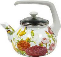 Чайник 2,2 л Розовый рай 15022
