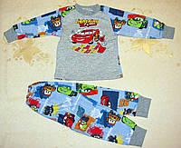 """Пижамы НАЧОС """"Тачки""""  размер- 28, 32, 34, 36, 38, 40, 42"""