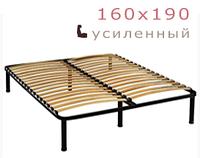 Каркас под матрас усиленный (160x190)