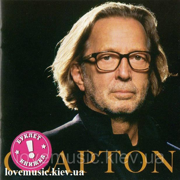 Музичний сд диск CLAPTON ERIC CLAPTON (2010) (audio cd)
