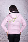 Брендовая женская куртка от производителя на весну 2018 - (модель кт-89), фото 6