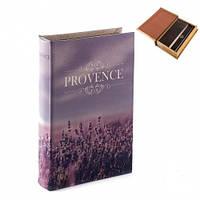 """Книга-сейф """"Прованс"""" 26х17х5 см отличный подарок женщине"""