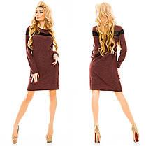 Ж165 Платье ангоровое, фото 3