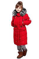 Куртка детская зимняя Mikaella Куртки для девочек зима