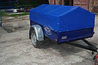 Тенты на прицепы к легковым автомобилям , фото 1