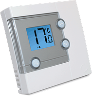 Провідний електронний терморегулятор — добовий RT300