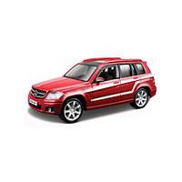 Игрушечные машинки и техника «Bburago» (18-43016) Mercedes-Benz GLK-Class, 1:32 (красный)