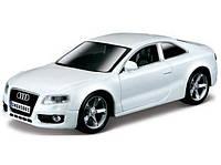 Игрушечные машинки и техника «Bburago» (18-43008) Audi A5, 1:32 (белый)